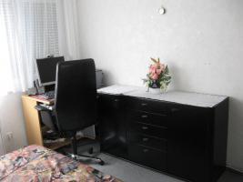 Foto 2 Schlafzimmer, schwarz lackiert