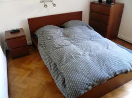 Schlafzimmerkombination von Ikea