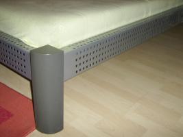 Foto 3 Schlafzimmerm�bel, Schrank, Bett mit Matratze&Rollrost g�nstig abzugeben