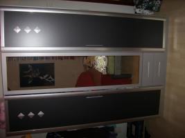 Foto 5 Schlafzimmerm�bel, Schrank, Bett mit Matratze&Rollrost g�nstig abzugeben