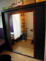 Foto 4 Schlafzimmerschrank mit Glasfront