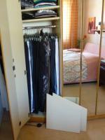 Foto 9 Schlafzimmerschrank ,2 m , mit Spiegeltüren