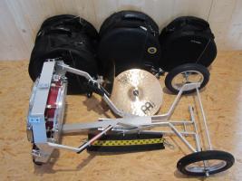 Schlagzeug f�r Guggemusik