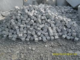 schlesisches granitpflaster 9 11 hellgrau neu direkt. Black Bedroom Furniture Sets. Home Design Ideas