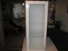 Foto 5 Schlichter Badezimmerh�ngeschrank mit Glast�r ( neuwertig )