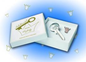 Schlüssel zum Erfolg - eine tolle Geschenkidee, inkl. Wunschgravur, direkt vom Hersteller