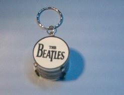 Schlüsselanhänger Drum - Beatles