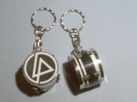 Schlüsselanhänger Drum - Linkin Park