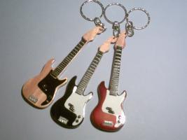 Schlüsselanhänger Fender Bass