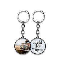 Schlüsselanhänger »Held des Tages«