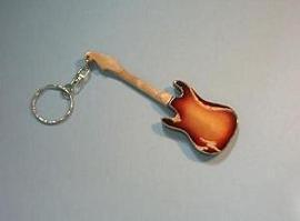 Foto 2 Schlüsselanhänger SRV Tribute Fender