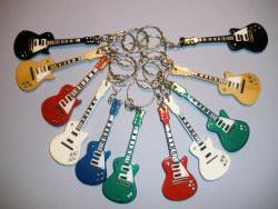 Schlüsselhänger Les Paul
