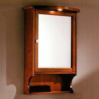 Schmales badezimmerm bel mit spiegelschrank 39 39 carla for Spiegelschrank landhausstil