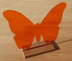 Schmetterling Figur Dekoration Acrylglas