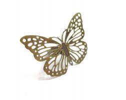 Schmetterling Ring