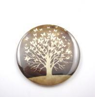 ' Schmetterlingsbaum ' Taschenspiegel