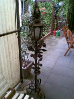 Foto 2 Schmiedeeisen Laterne zu verkaufen