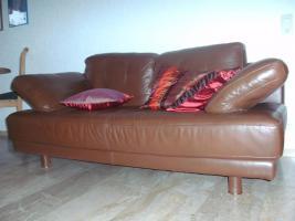 Schnäppchen: Rolf-Benz-Couch wie neu