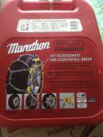 Foto 3 Schneeketten Ottinger Marathon für Alufelgen, Neu, original verpackt !