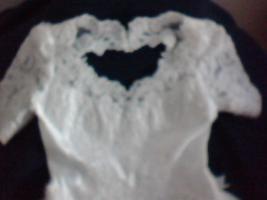 Foto 3 Schneeweisses Brautkleid