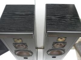 Foto 2 Schneider 3-wege Standboxen- top Zustand und Klang