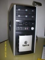 Schneller PC mit 5,8 GHz (2 x 2,9) 2GB Ram 700MB Grafik 2 xDVD/RW, Card Reader 250HDD XP