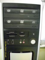 Foto 2 Schneller PC mit 5,8 GHz (2 x 2,9) 2GB Ram 700MB Grafik 2 xDVD/RW, Card Reader 250HDD XP