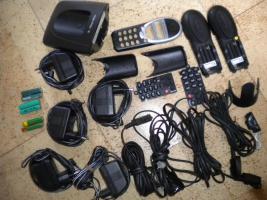 Foto 3 Schnurlos Telefon 4 x T-Sinus 410 S bzw. K + div. Zubeh�r (nur f�r Bastler) EUR 15
