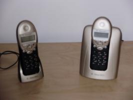 Schnurlostelefon Sinus 210C