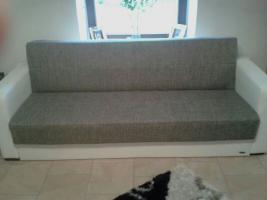 Foto 2 Schöne 1-2-3 Couch braucht