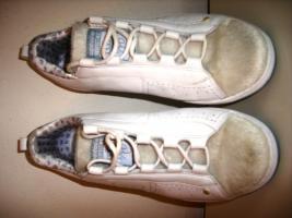 Foto 3 Schöne Adidas-Turnschuhe in weiß, nur 1x getragen! Gr. 39