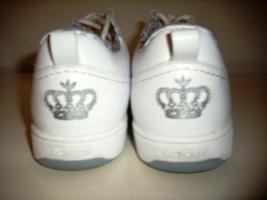 Foto 4 Schöne Adidas-Turnschuhe in weiß, nur 1x getragen! Gr. 39