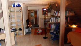 Schöne Dachgeschosswohnung ab 1.12. zu vermieten (Provisionsfrei von privat)