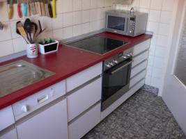 Foto 3 Schöne Einbauküche im 60er Jarhe Stilmit Spülmaschine, Spüle, Abzugshaube, Tisch!