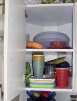 Foto 4 Schöne Einbauküche in Ahorn