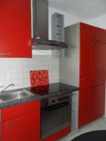 Schöne Einbauküche inkl. aller Elektrogeräte