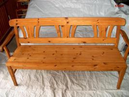 Foto 4 Schöne Fichte- Echtholz-Garnitur für Wohnküchen