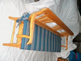 Foto 5 Schöne Fichte- Echtholz-Garnitur für Wohnküchen