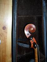 Foto 3 Schöne Französische 4x4 Geige aus Meisterwerkstadt 19 Jh