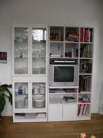 Foto 3 Sch�ne Glasvitrine und Regal