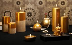 Foto 3 Schöne Kerzen für Sie