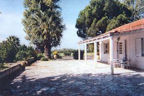 Schöne Landvilla nahe der Stadt Preveza/Epirus/Griechenland