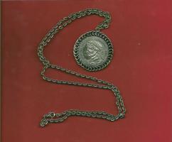 Schöne Medaille des Julius Caesar der römischen Antike