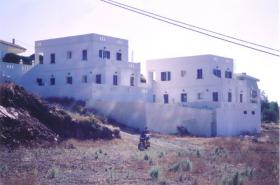 Schöne Pension auf Leros/Griechenland