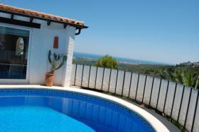Foto 2 Schöne Rustikale Villa in Pego an der Costa Blanca