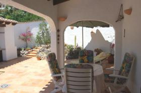 Foto 3 Schöne Rustikale Villa in Pego an der Costa Blanca