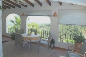 Foto 4 Schöne Rustikale Villa in Pego an der Costa Blanca