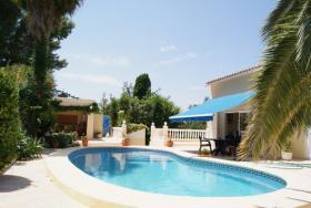 Foto 2 Schöne Villa mit Apartment in Denia an der Costa Blanca