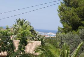 Foto 4 Sch�ne Villa mit Apartment in Denia an der Costa Blanca