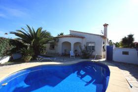 Schöne Villa in Els Poblets an der Costa Blanca